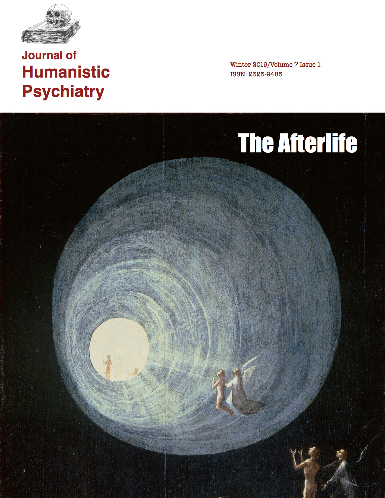JHP - The Afterlife cover