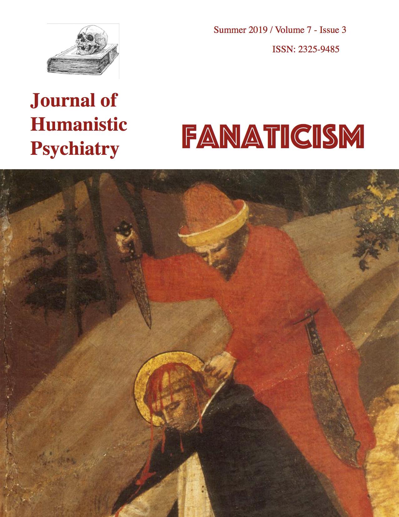 JHP - Fanaticism cover