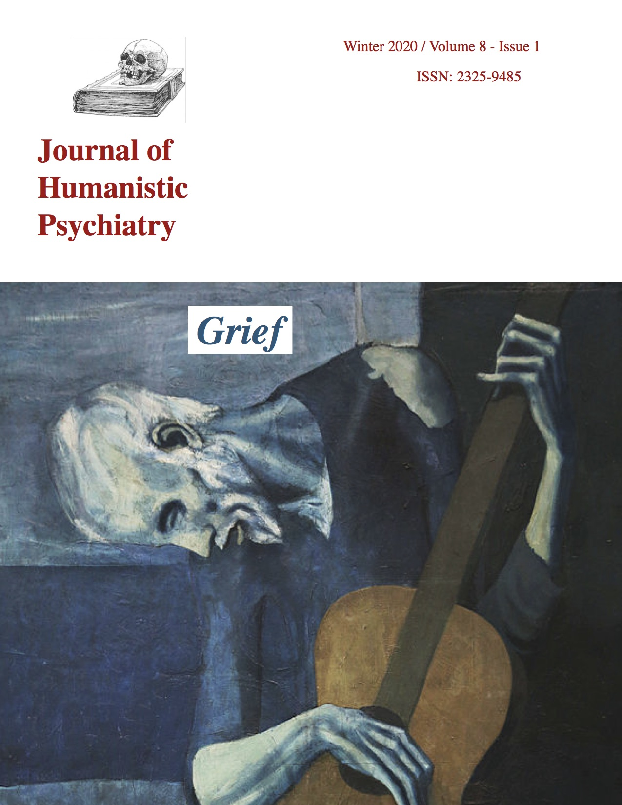 JHP - Grief cover